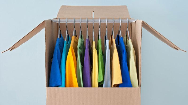 Packtips när du skall flytta