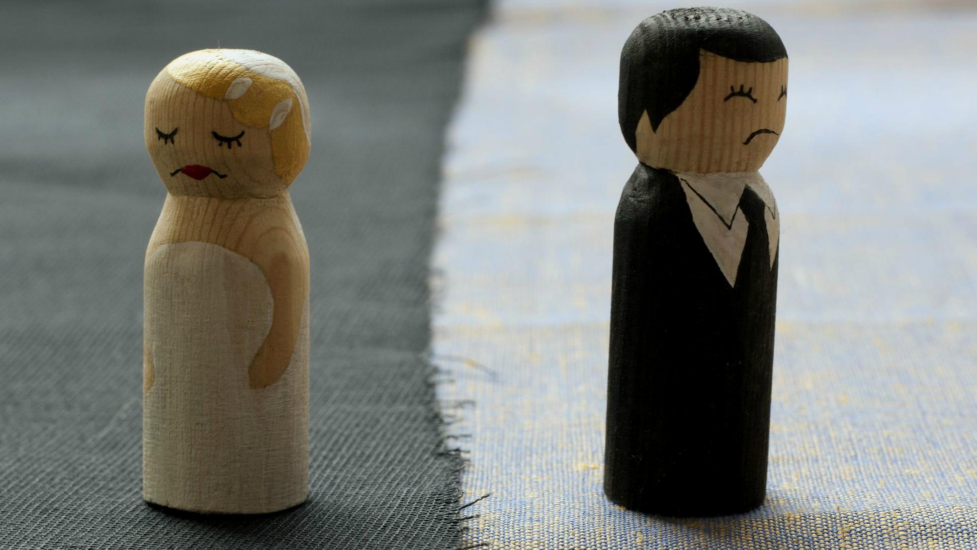 Hus och bolån vid skilsmässa